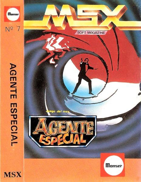 007 Agente Especial d36988f31fa6