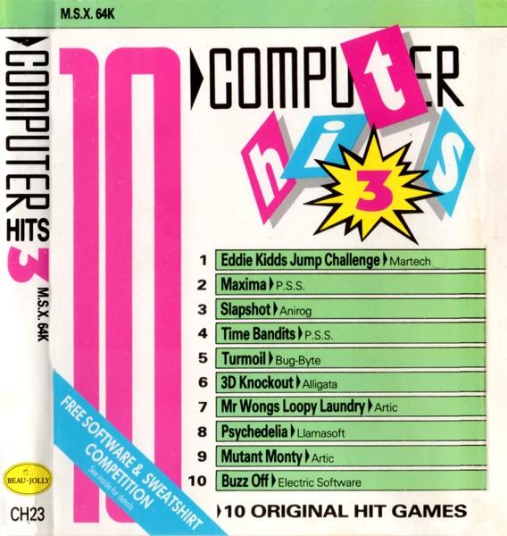 10 Computer Hits 13a36cdaa0ae